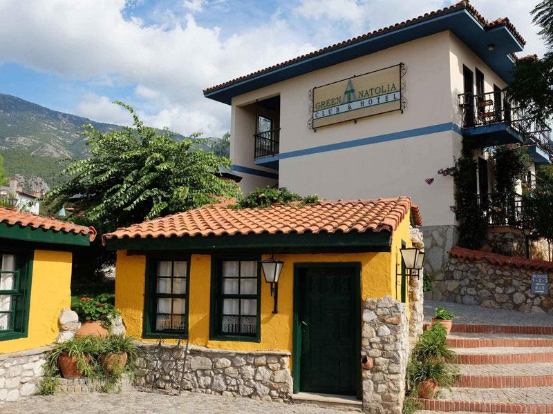 GREEN ANATOLİA HOTEL FETHİYE