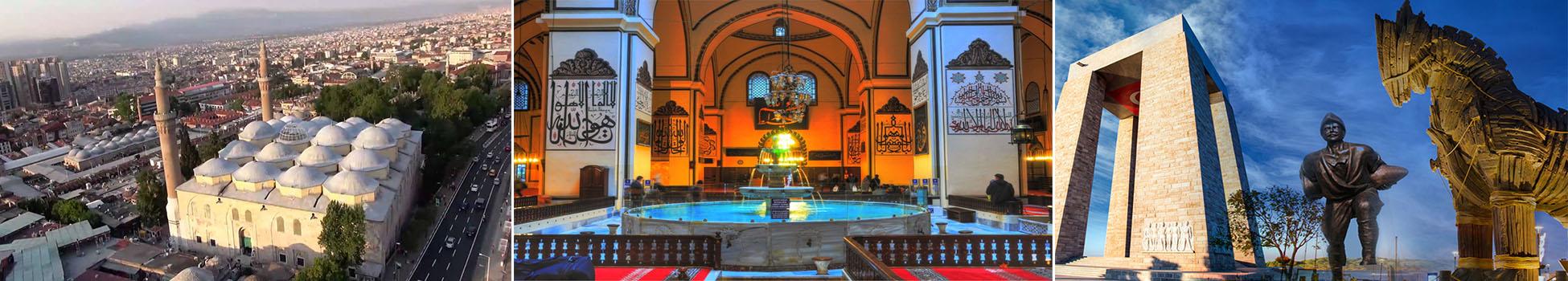 Bursa Çanakkale Turları